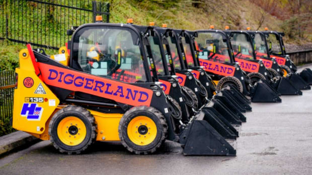 Diggerland USA Amusement Park