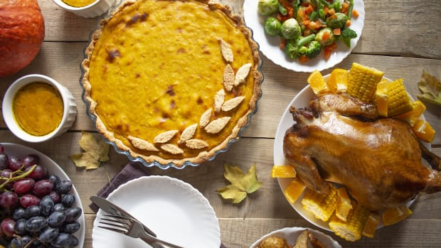 Store Bought Thanksgiving Dinner Dishes