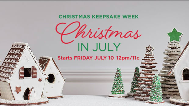 2020 Hallmark Christmas in July
