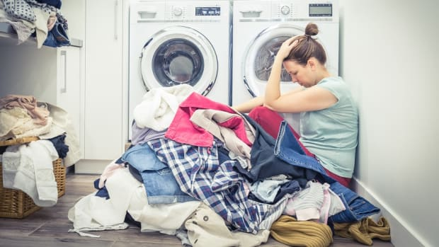 tips for cleaning with adhd