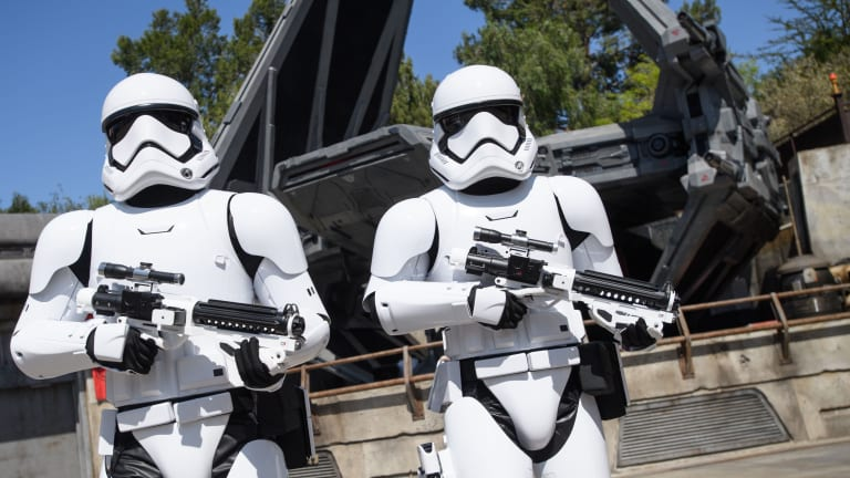 First Photos from Star Wars Galaxy's Edge at Disneyland