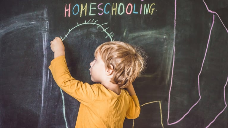 Homeschool is Booming, New Study Shows