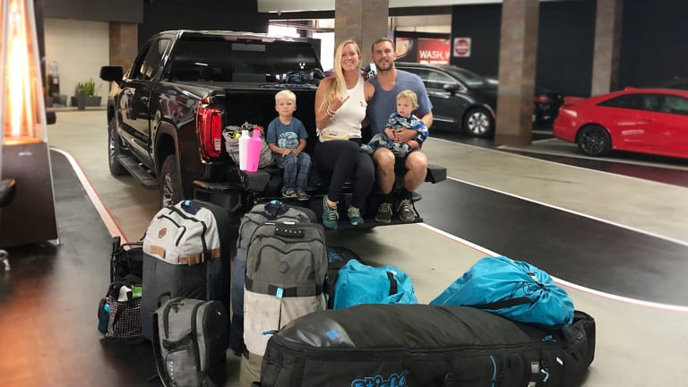 Have Kids Will Travel: Bethany Hamilton's Travel Tips for Success