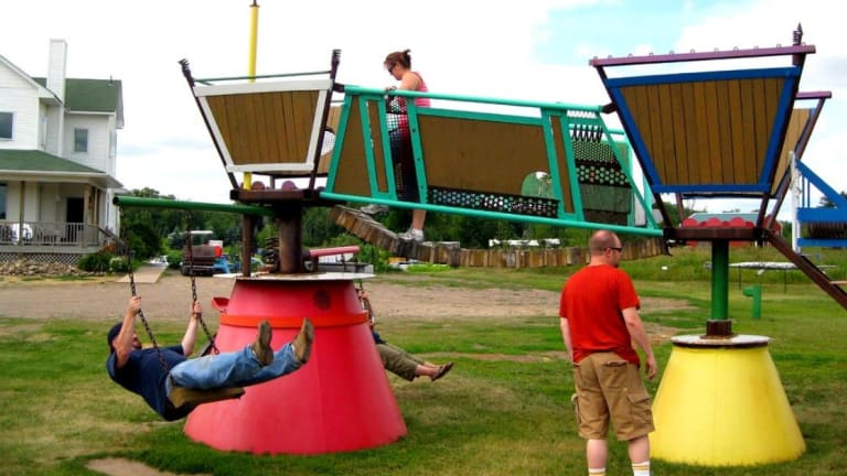 Why 'Adult Recess' Is Becoming a Trend