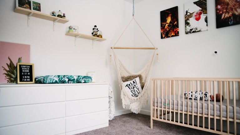 Magical Essentials for a Tiki-Room Inspired Nursery