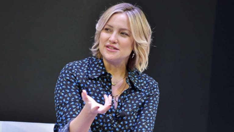 "Kate Hudson Clarifies Her ""Genderless"" Approach To Parenting And She Ain't Here For The Haters"