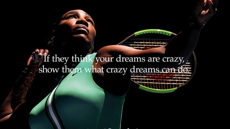 Redefining The Narrative With Serena