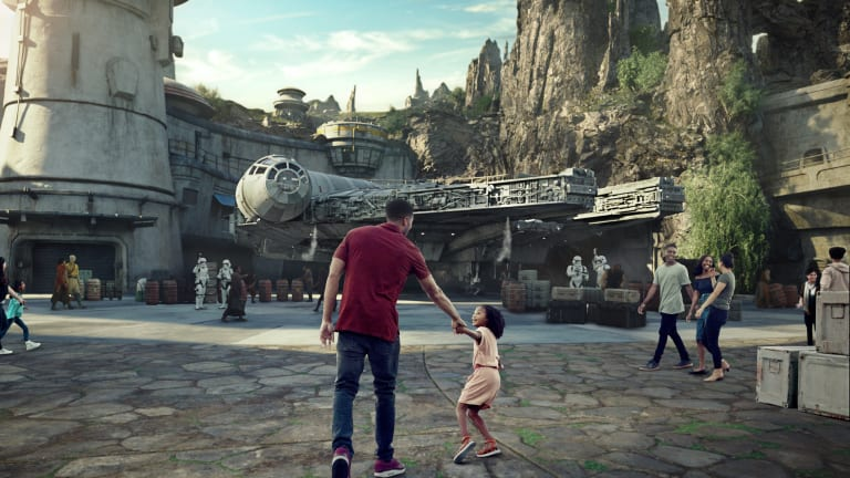 Opening Dates for Star Wars: Galaxy's Edge Announced