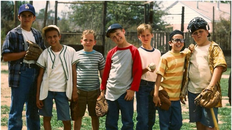 The Sandlot is Back for S'More