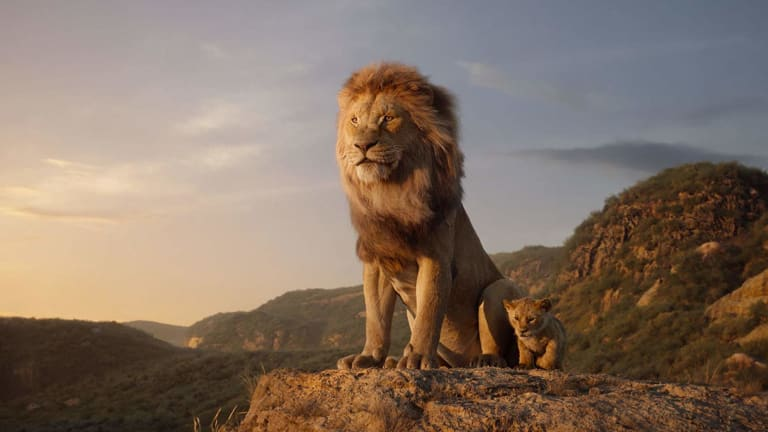 The Official Lion King Trailer is Here!