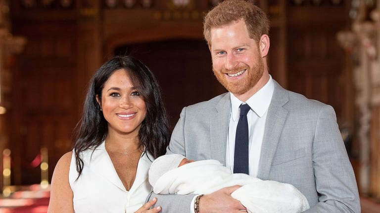 MAGIC: How the Duchess of Sussex Describes Motherhood So Far