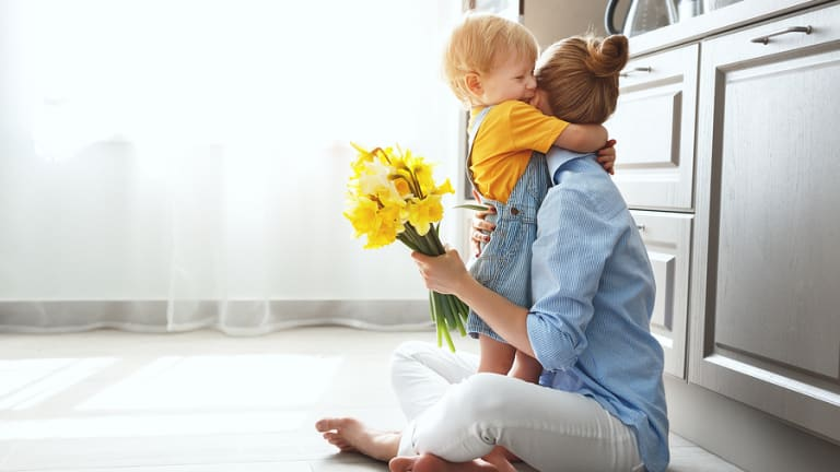 """""""Mama's Boy"""" Moms Rejoice—You're Doing Everything Right"""