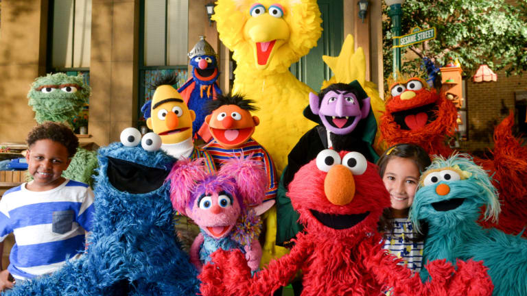 Sesame Street and CNN Team Up to Talk to Kids About Racism in an Hour-Long Town Hall Tomorrow