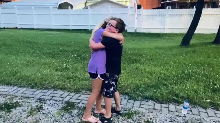 These Kids Hugging After Quarantine Are Everything We Need Right Now