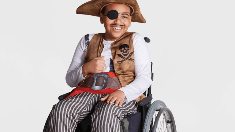 Target is Releasing Adaptive Line of Kids' Halloween Costumes