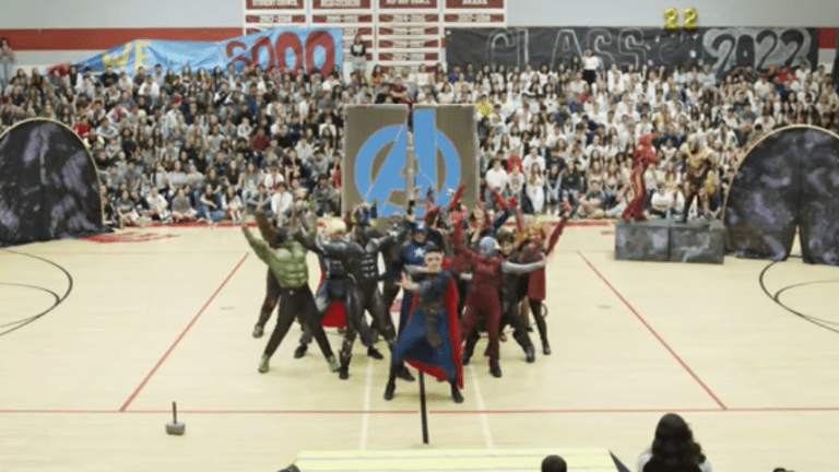 This Marvel Inspired Performance is Breathtaking