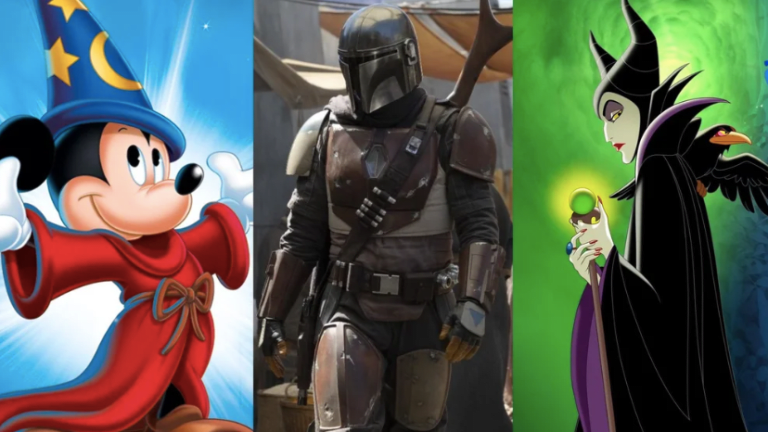 Disney Drops Massive List of Titles Available on Disney+ in November!