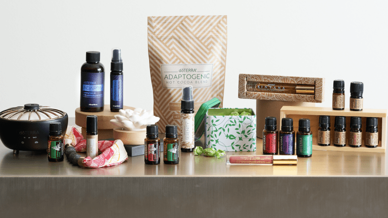 WIN doTERRA's Holiday Collection! ($500+ Value)