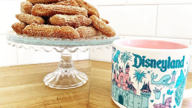 Disney's Churro Bites Recipe