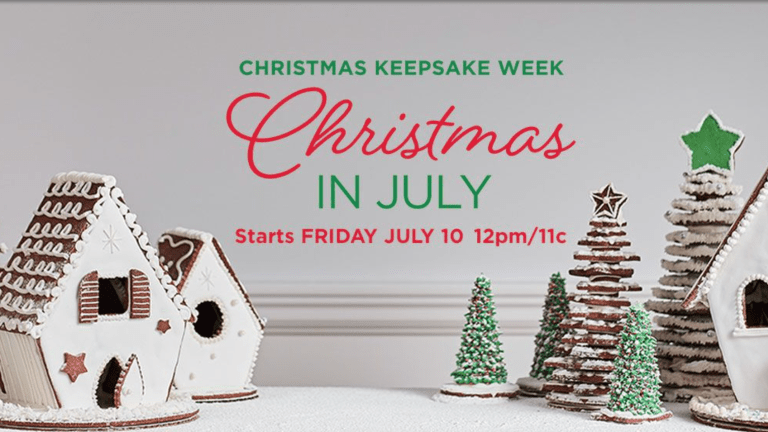 Hallmark Channel Christmas in July 2020 is Almost Here!