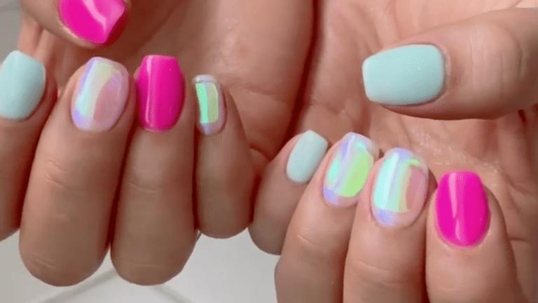 23 Fresh Summer Nails Designs
