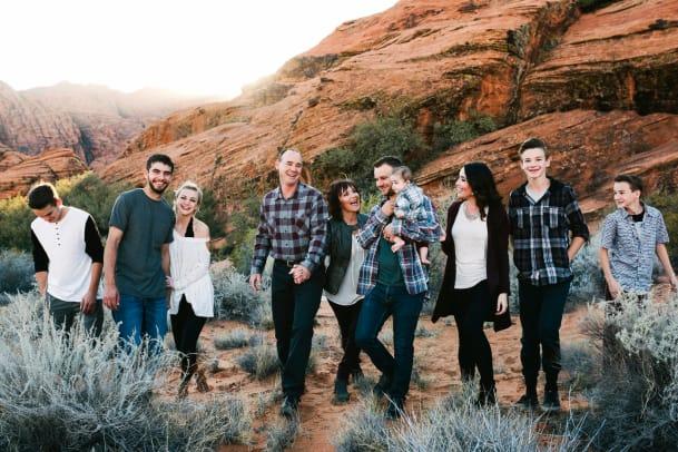 Schiffman Family-Schiffman Family-0618