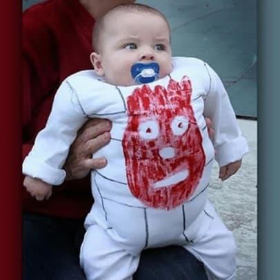 wilson halloween costume