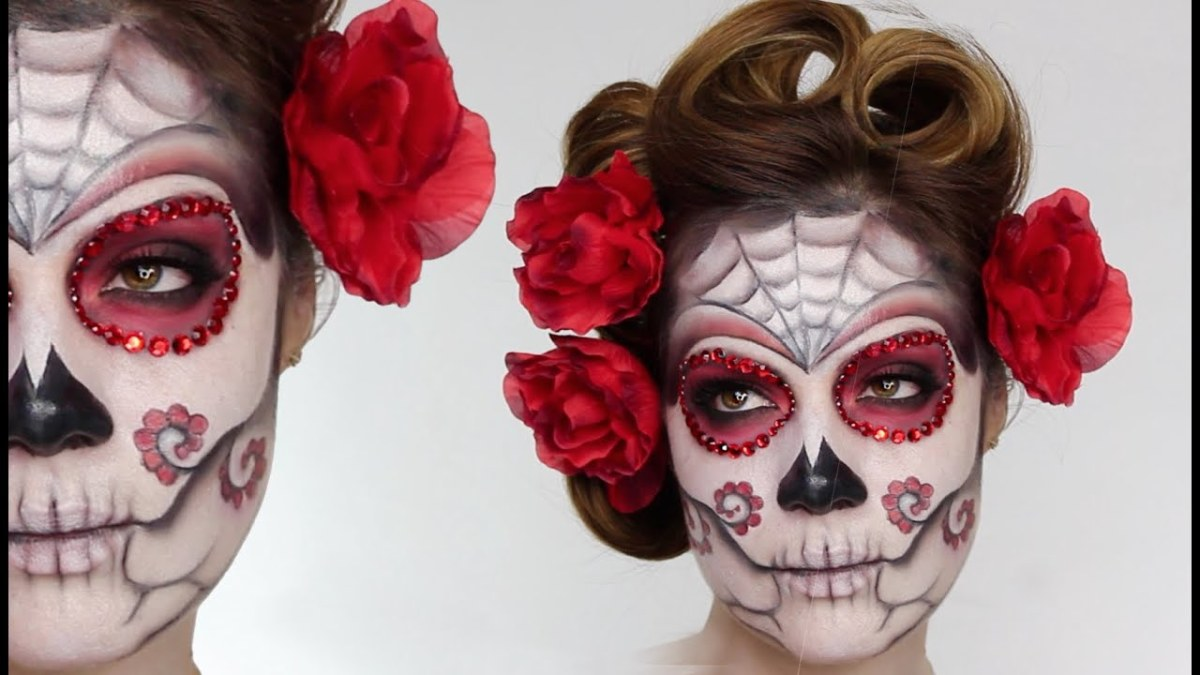 the 10 best halloween makeup tutorials on youtube {for you