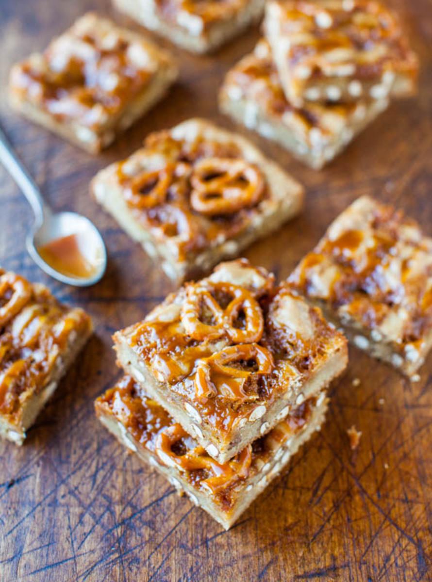9 Salted Caramel Desserts