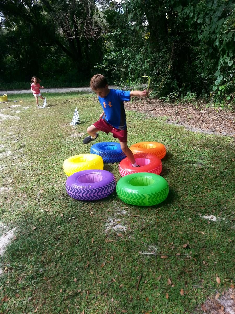 InflatableRings