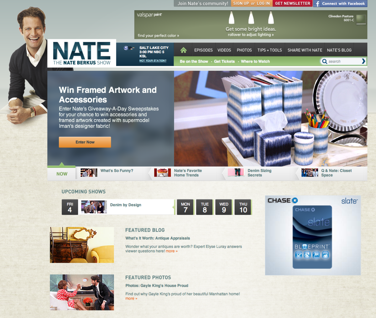 The Nate Show