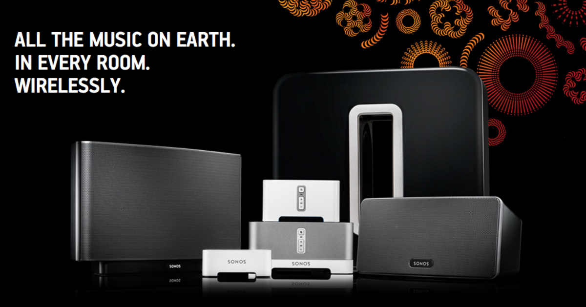 Sonos Wireless System