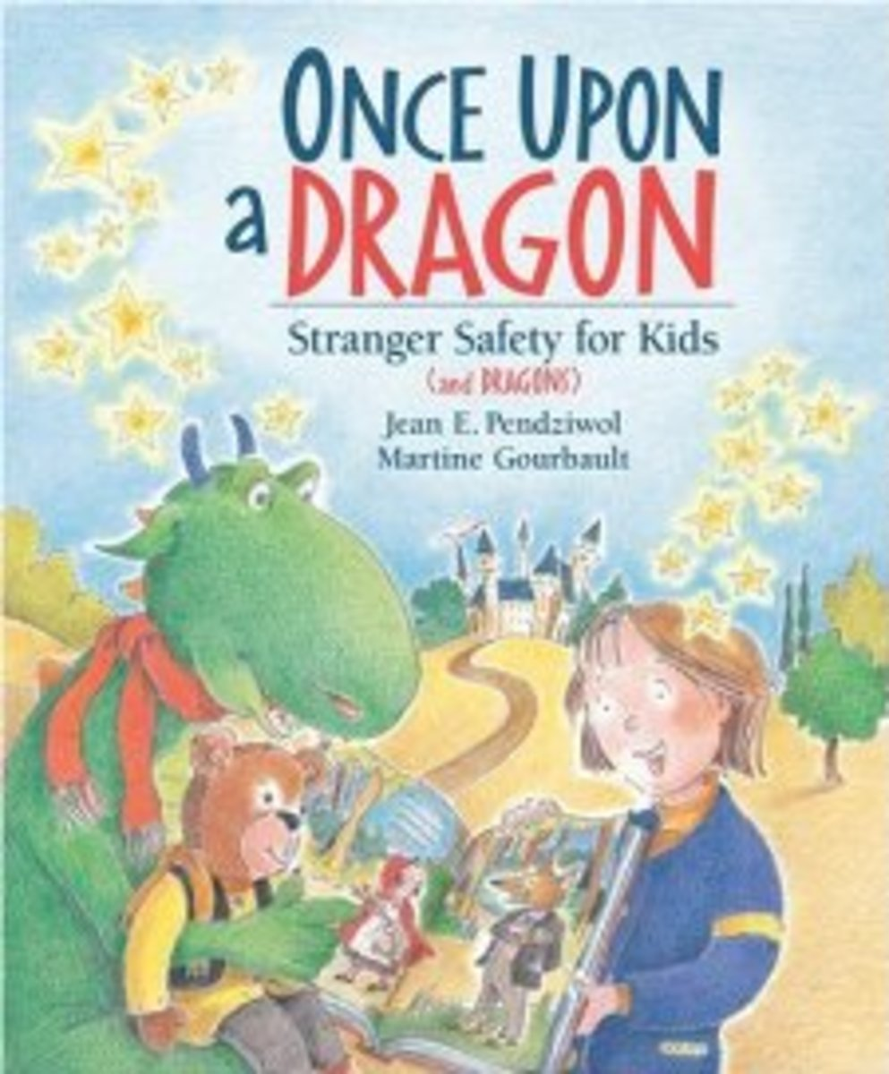Books for Coping with Stranger Danger: Once Upon a Dragon