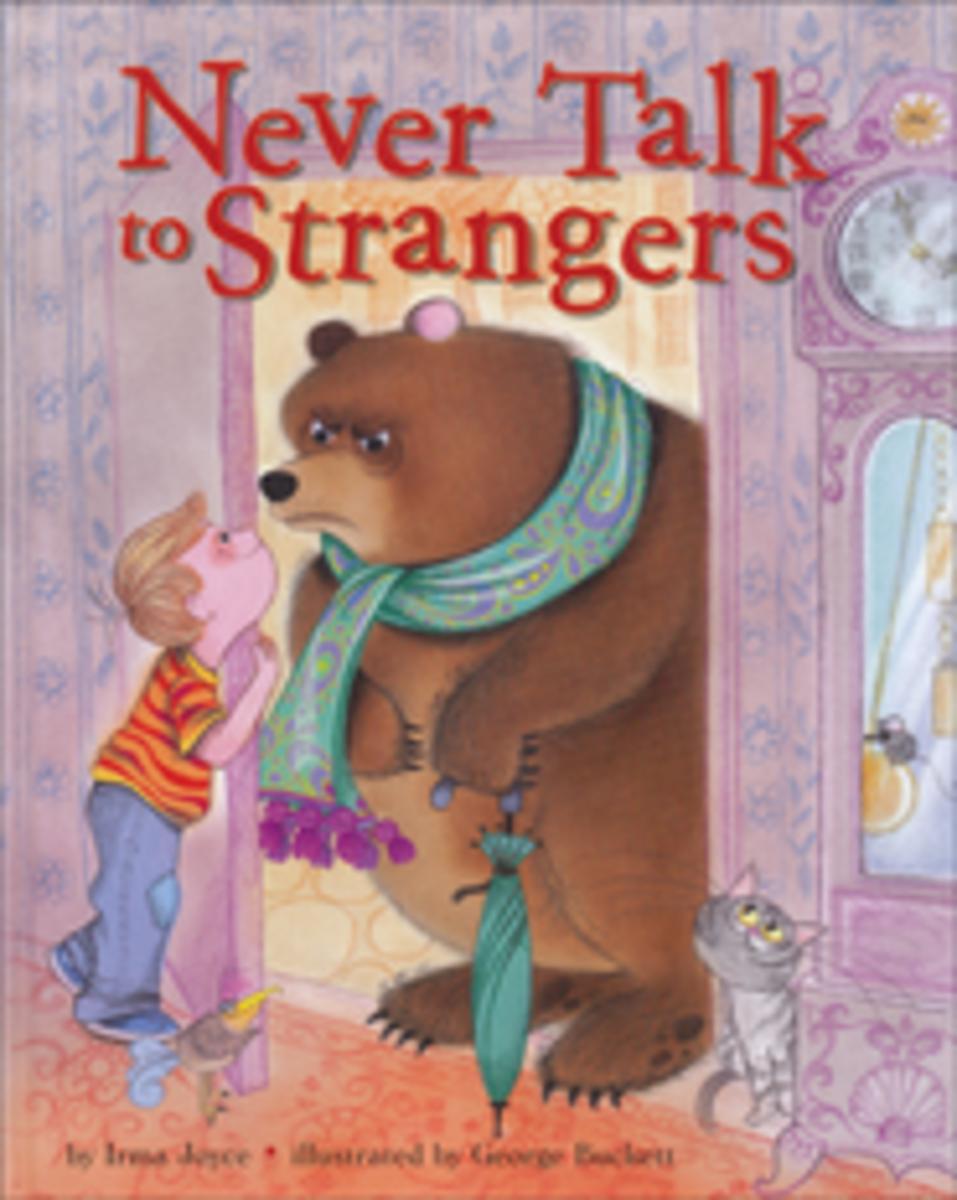 Books to Deal with Stranger Danger: Never Talk to Strangers