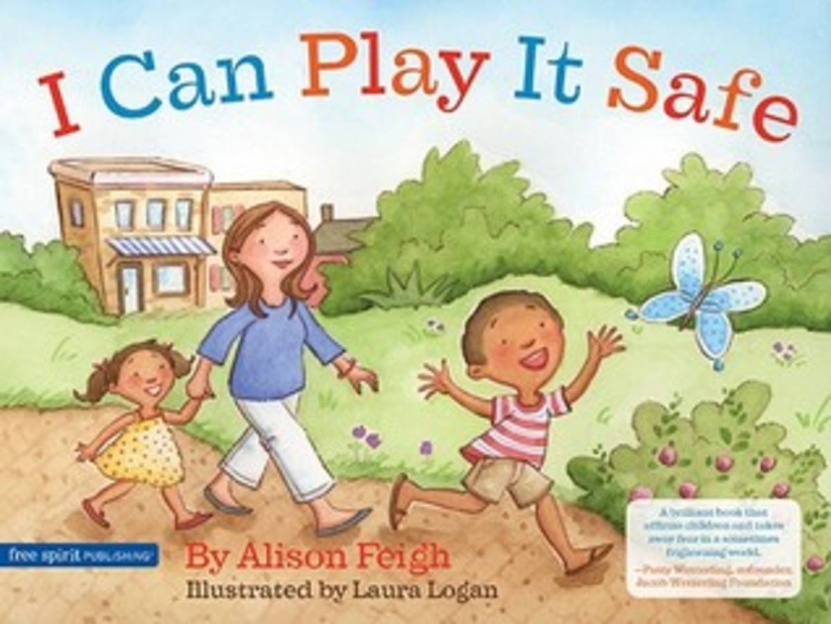 Books for Dealing with Stranger Danger: I Can Play it Safe