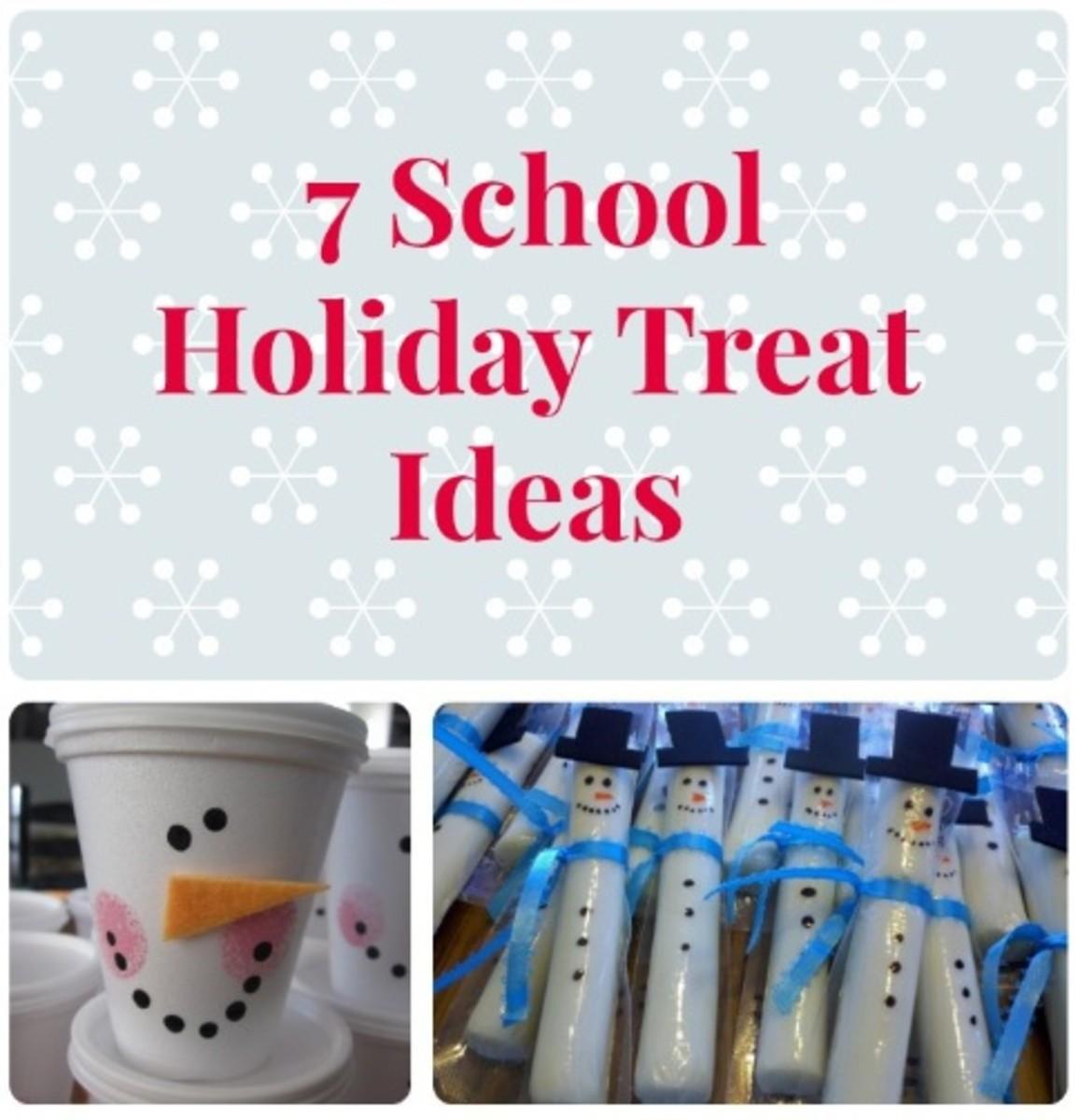 School Holiday Treat Ideas Featured