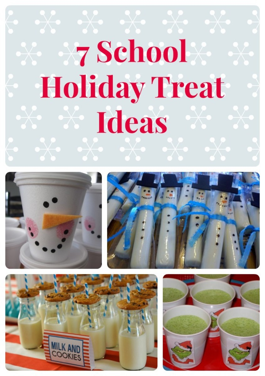 School Holiday Treat Ideas