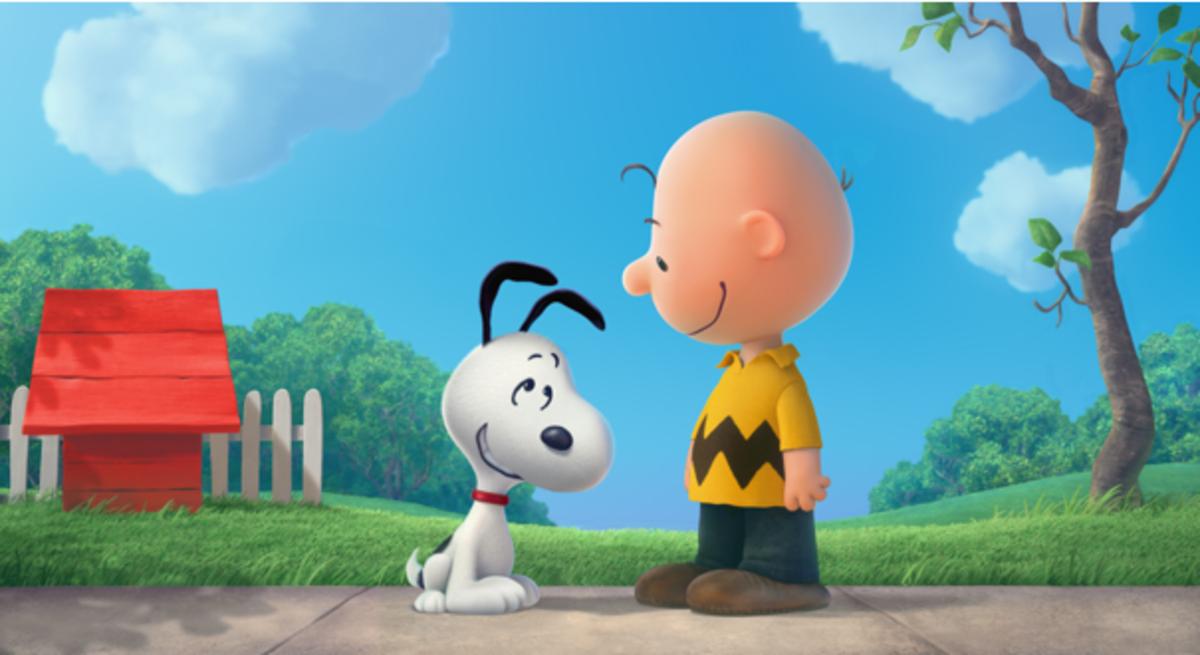 New Peanuts Movie Trailer!
