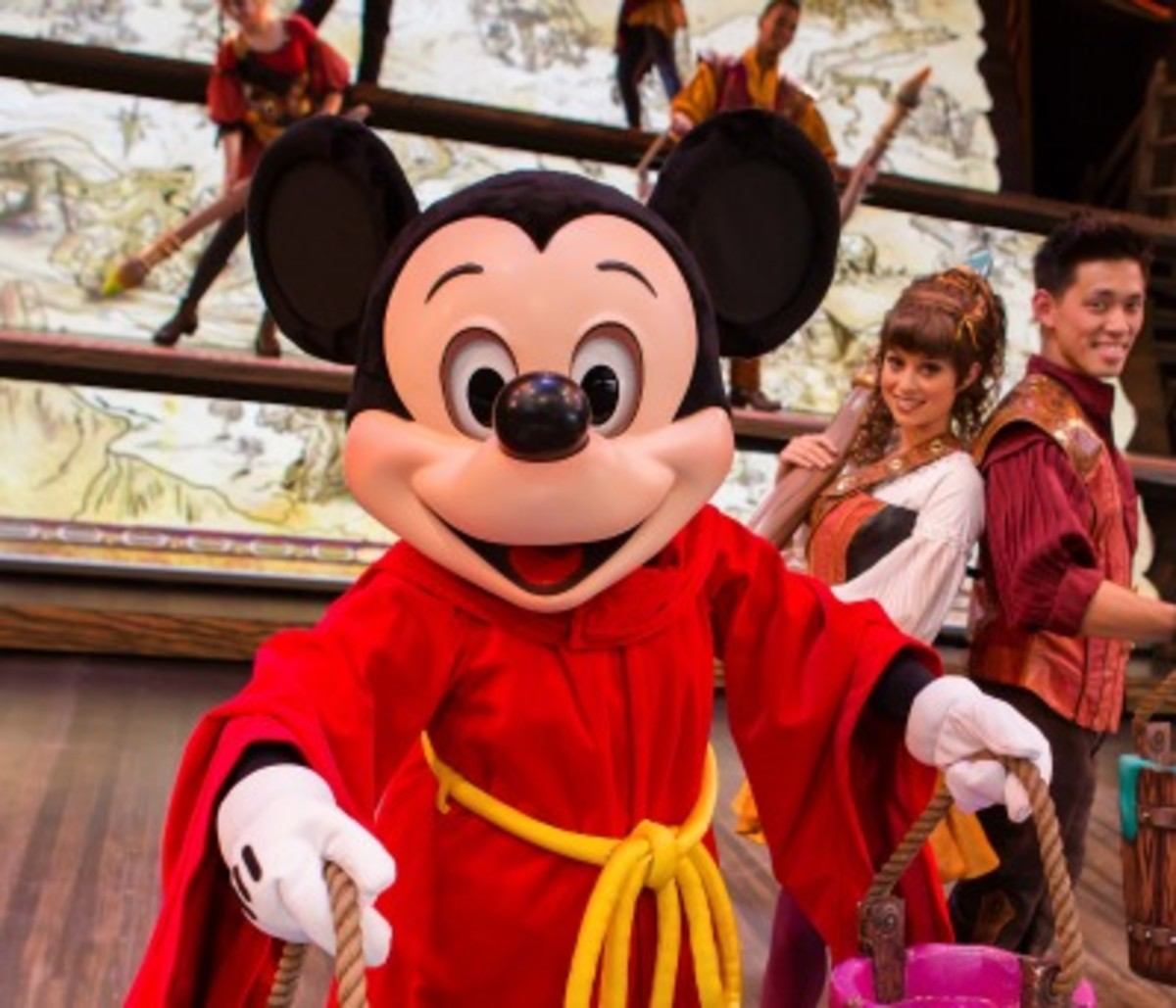 Mickey and the magical map featured