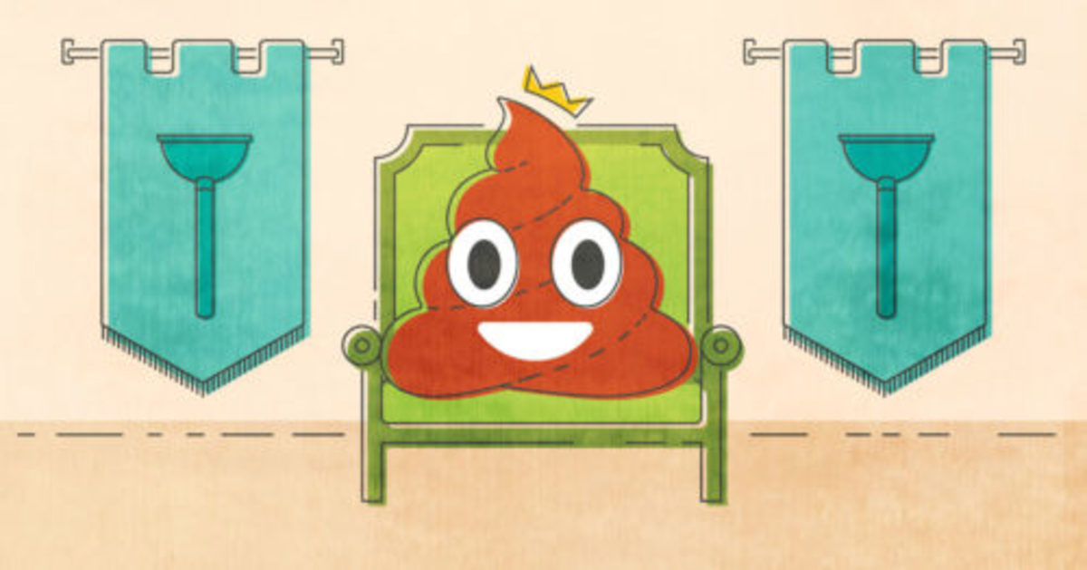 5 Ways You're Letting Poop Rule Your Life