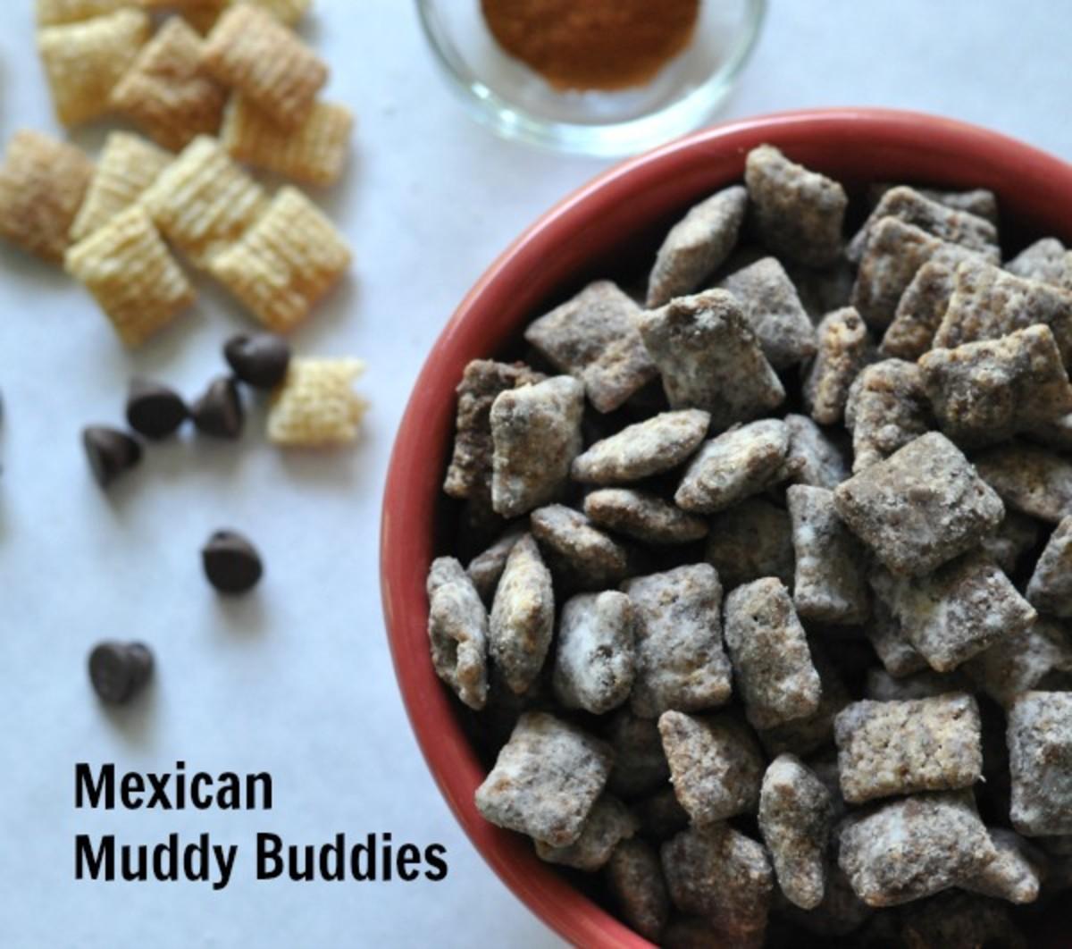 Mexican Muddie Buddies - Title