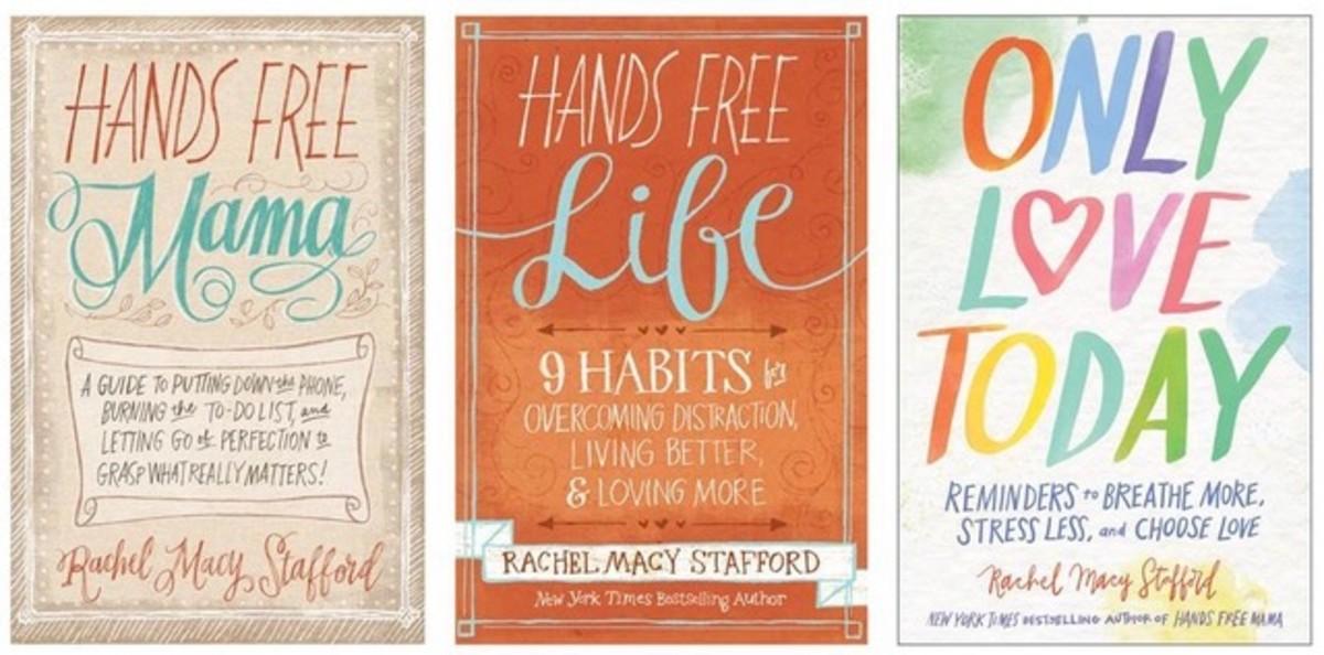 Rachel Stafford Books