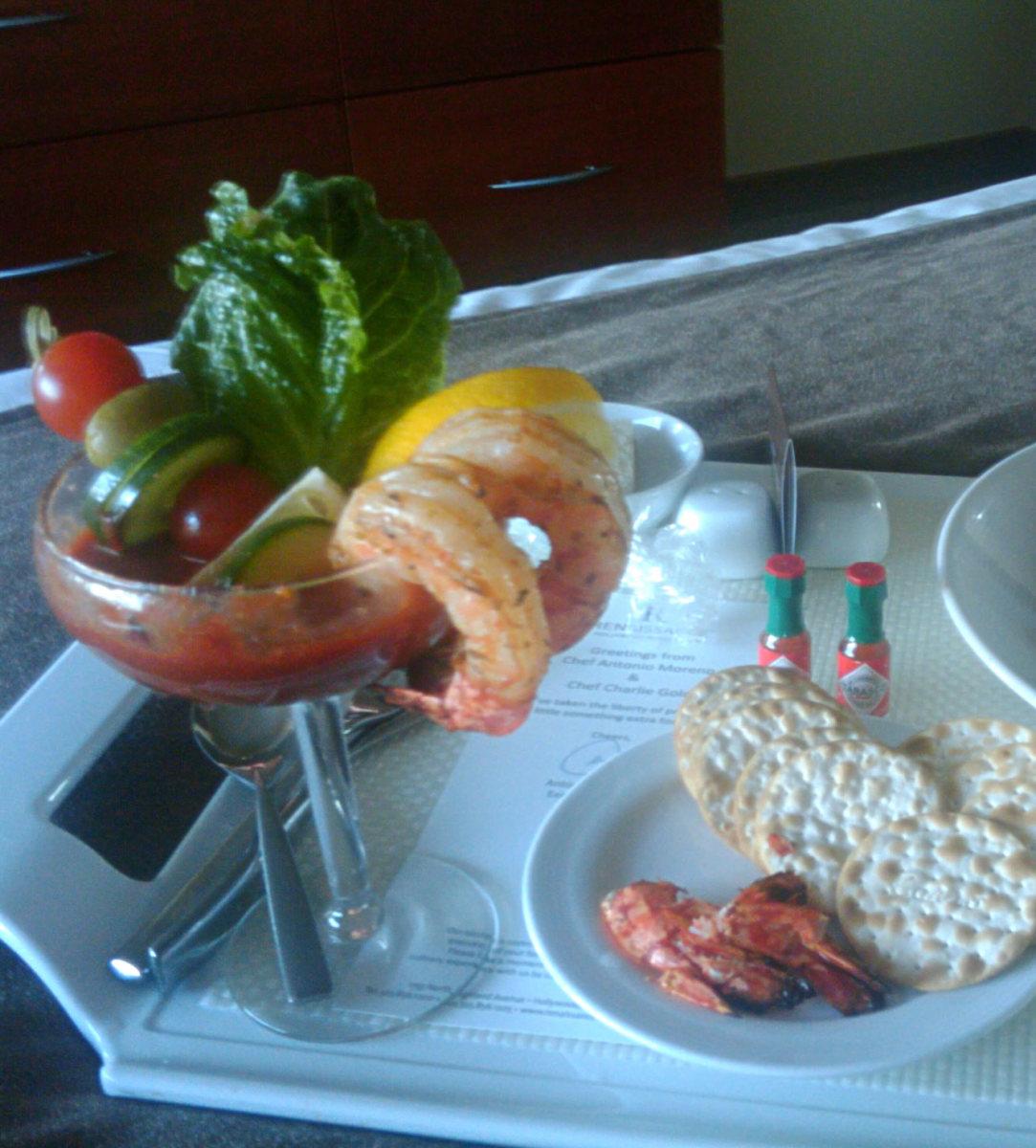 Rio Shrimp Cocktail