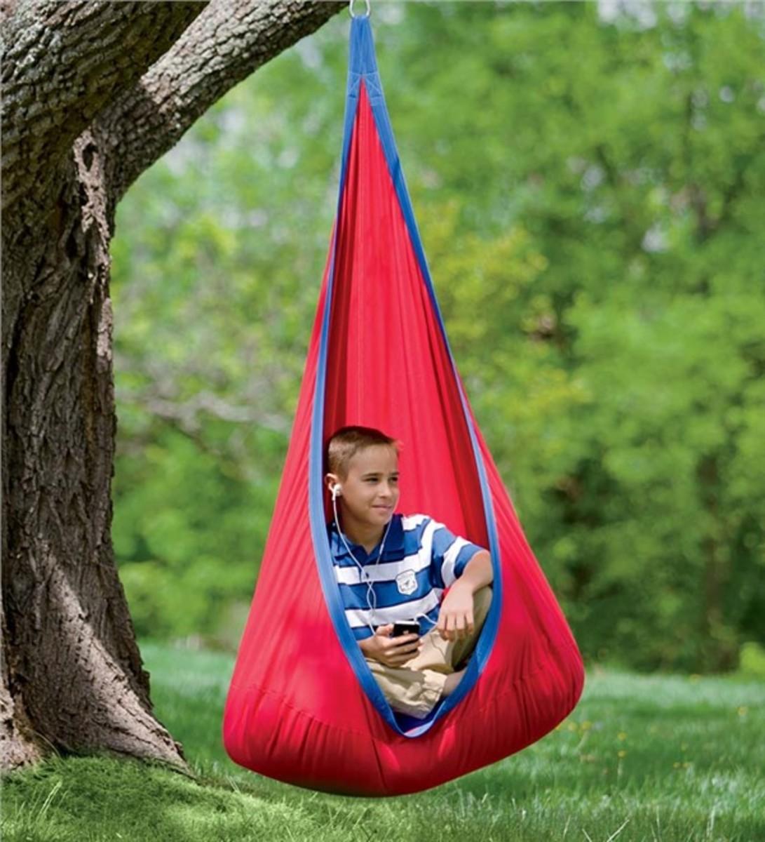HugglePod Outdoor Hammock Seat