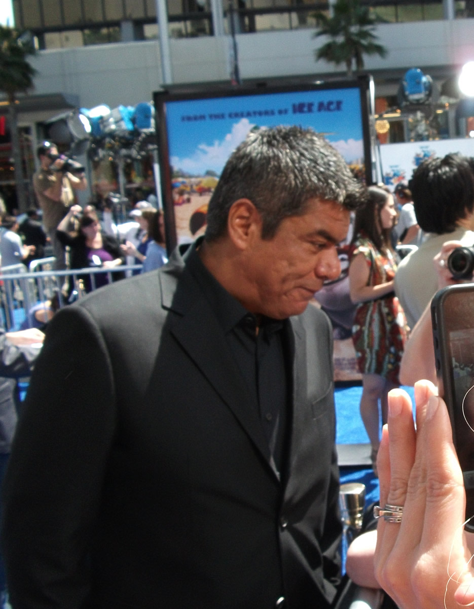George Lopez at Rio