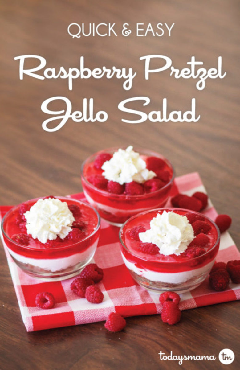 raspberry-pretzel-jello-salad