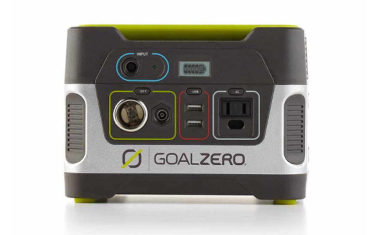 Goal Zero Yeti Solar Charger