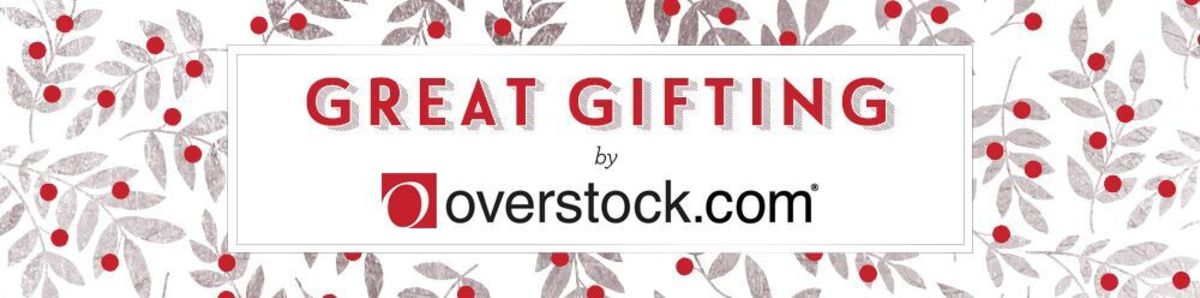 Great Gifting Ideas Brought to You By Overstock.com