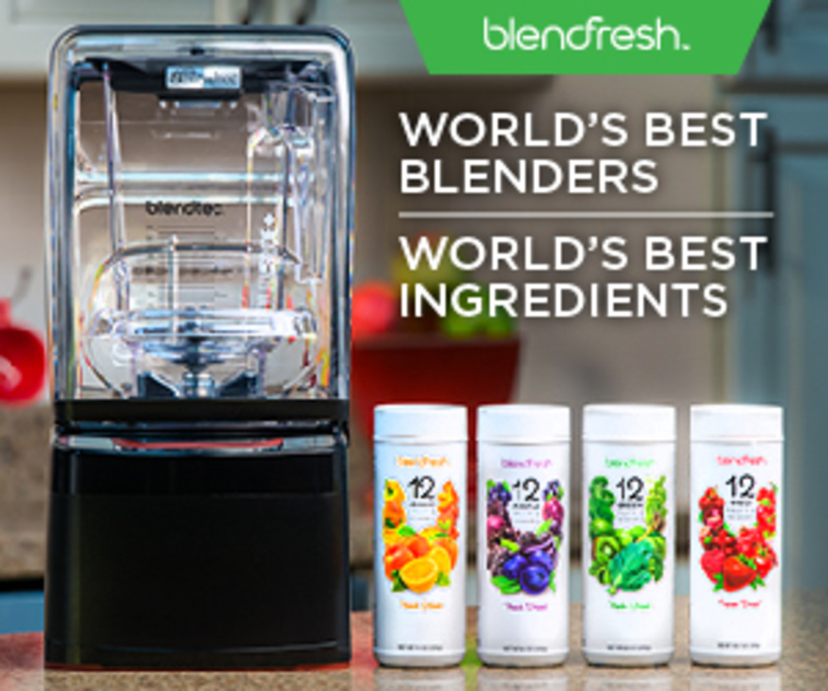 Blendtec Express Pro Discounts and Blendfresh Club
