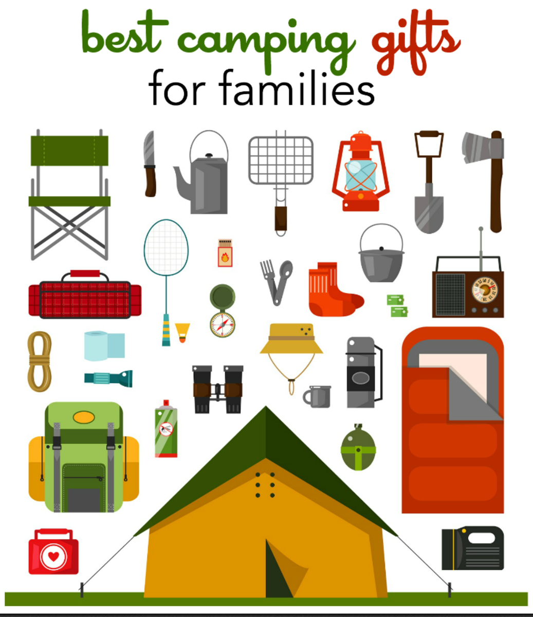 Best Camping Gifts For Families